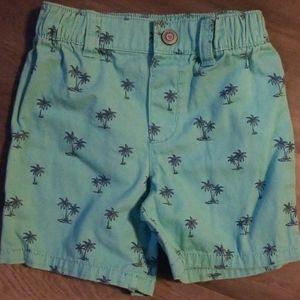 Palm tree shorts!!